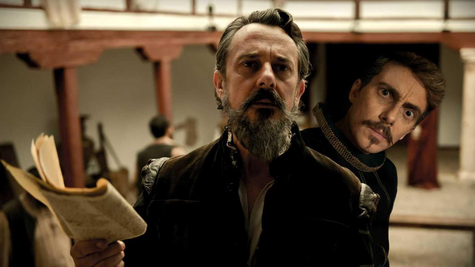 Por qué se llevaban tan mal Lope de Vega y Cervantes