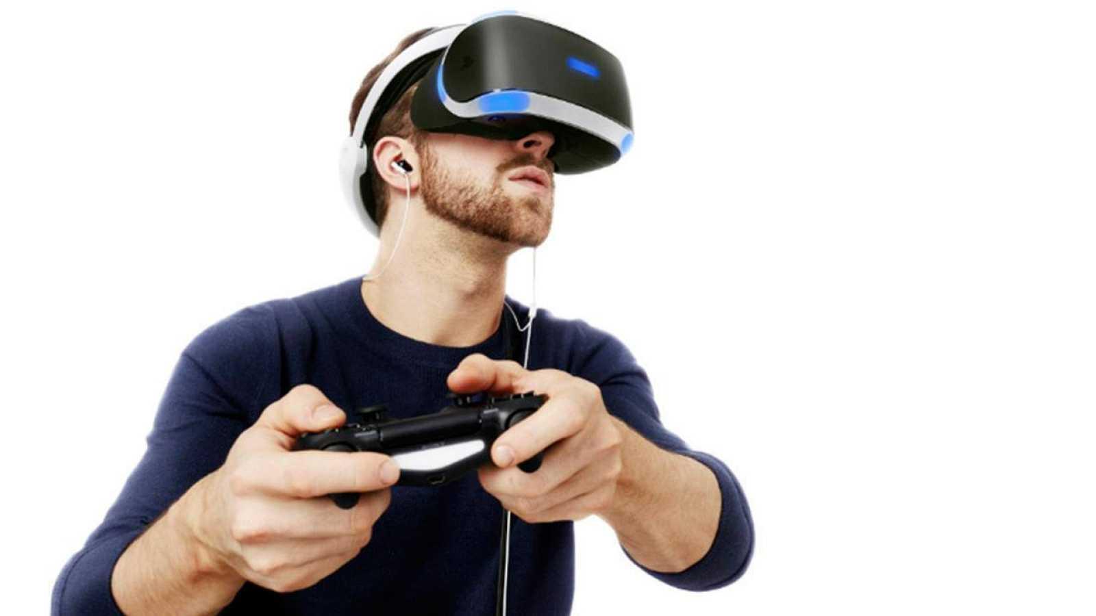 PlayStation VR es el casco de realidad virtual desarrollado por Sony.