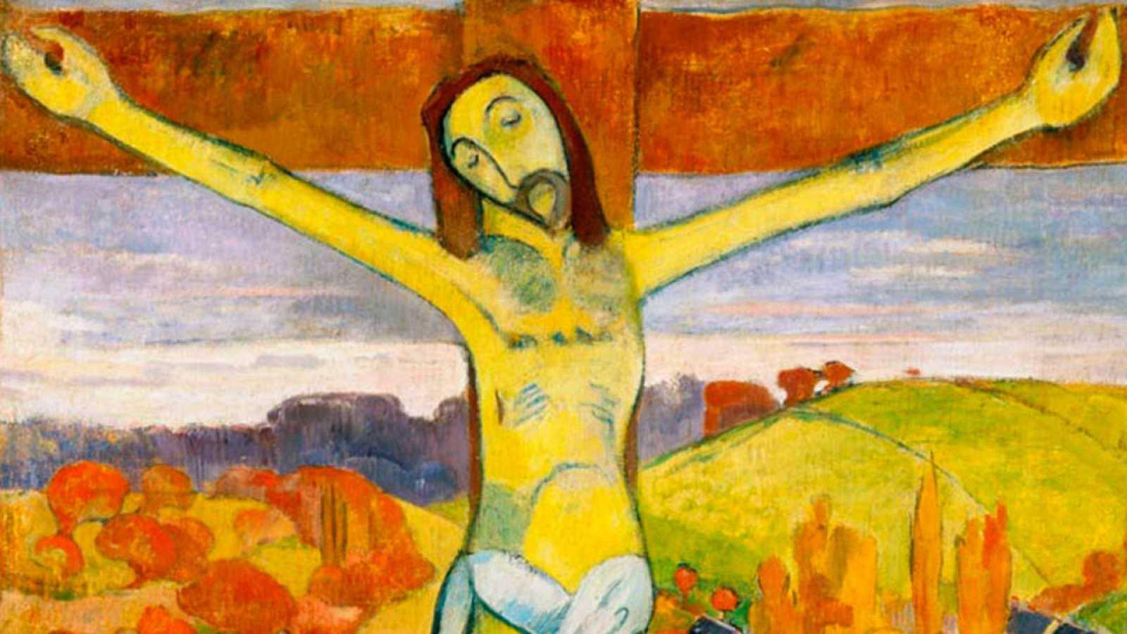 Cristo Crucificado, En La Pintura Antigua Y Moderna