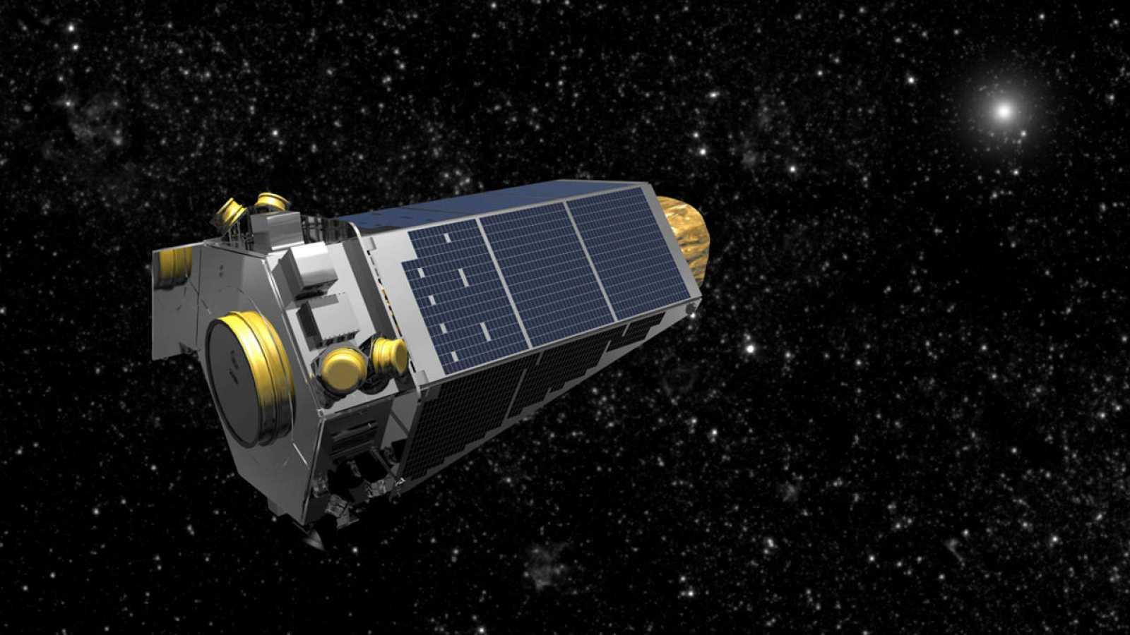 Kepler se encuentra a más de 120 millones de kilómetros de la Tierra.