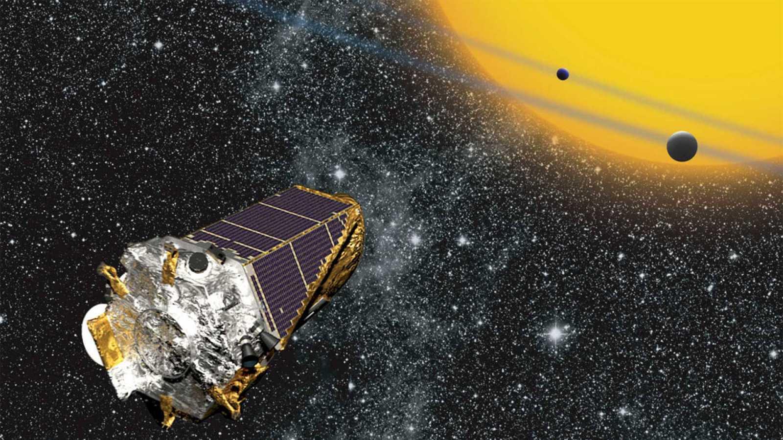 La nave espacial Kepler ha vuelto al trabajo dentro de la misión K2.