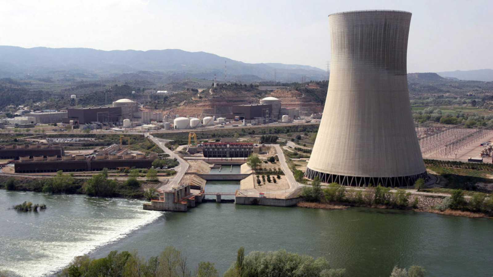 La central nuclear Ascó-II en Tarragona