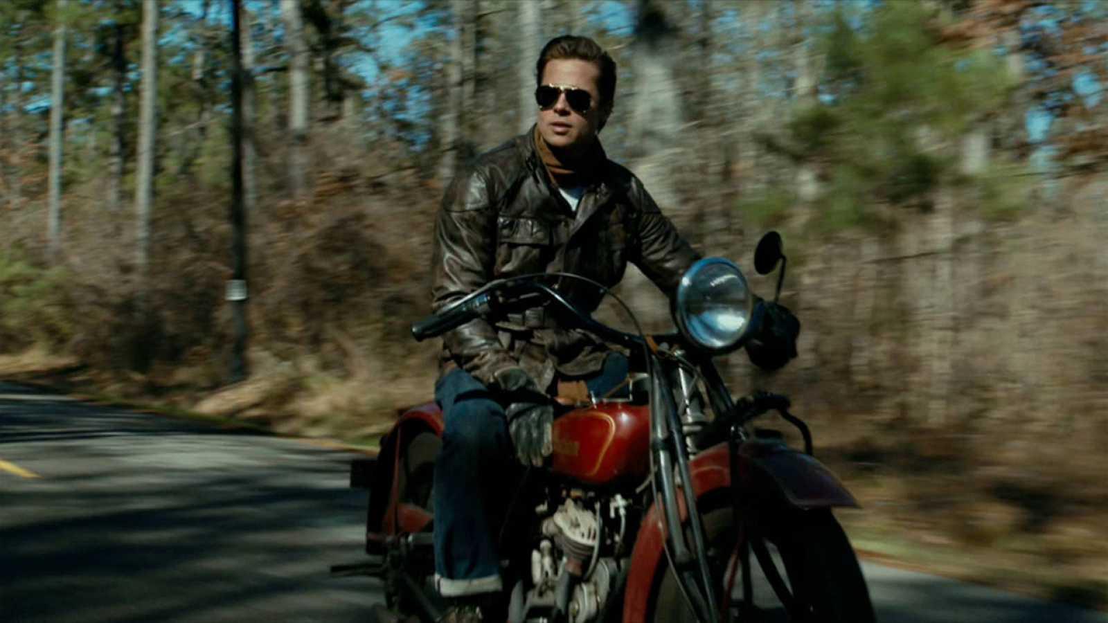 Fotograma de la película 'El curioso caso de Benjamin Button', protagonizada por Brad Pitt.