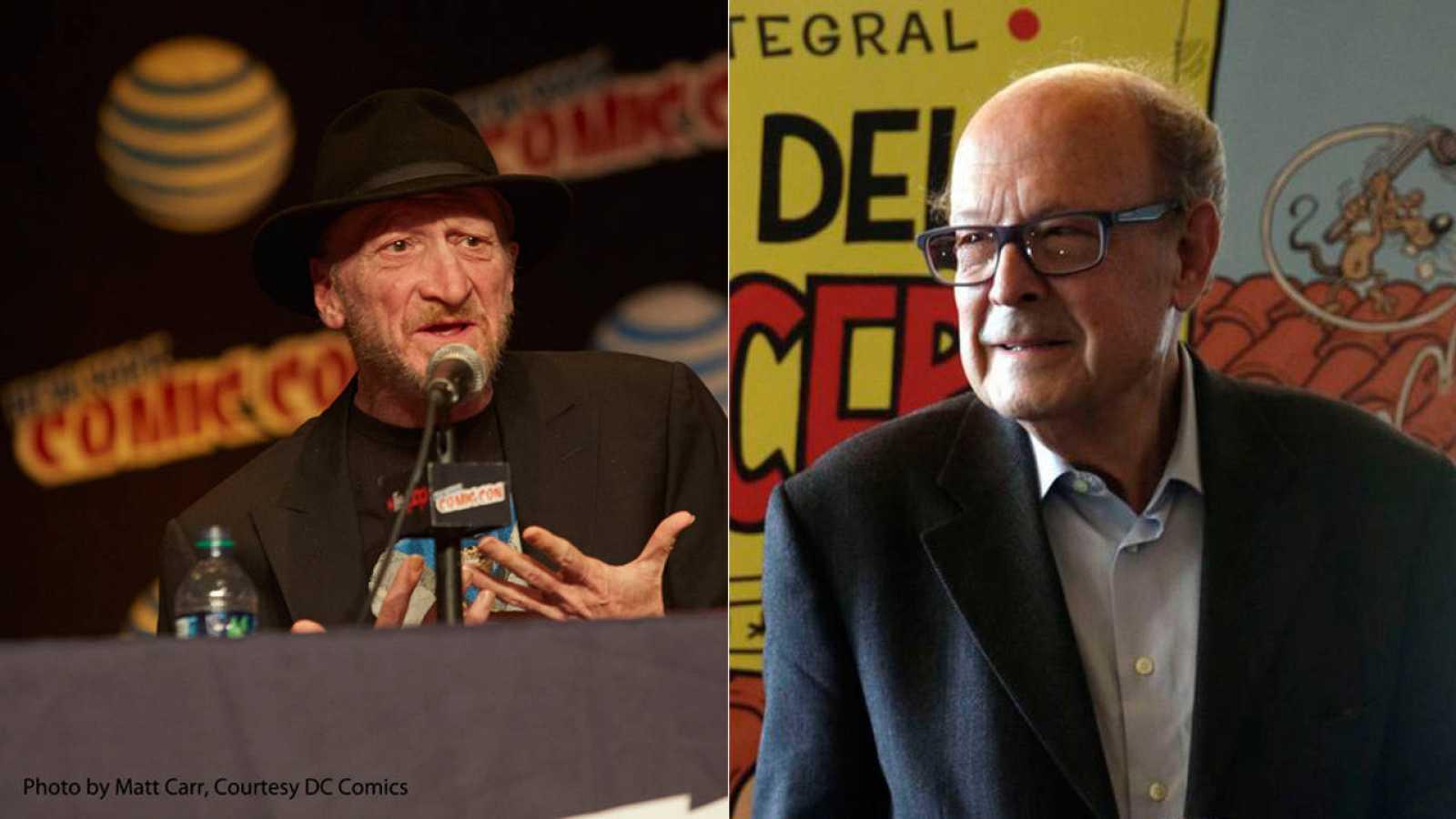 Frank Miller y Francisco Ibáñez, las estrellas del Salón de este año