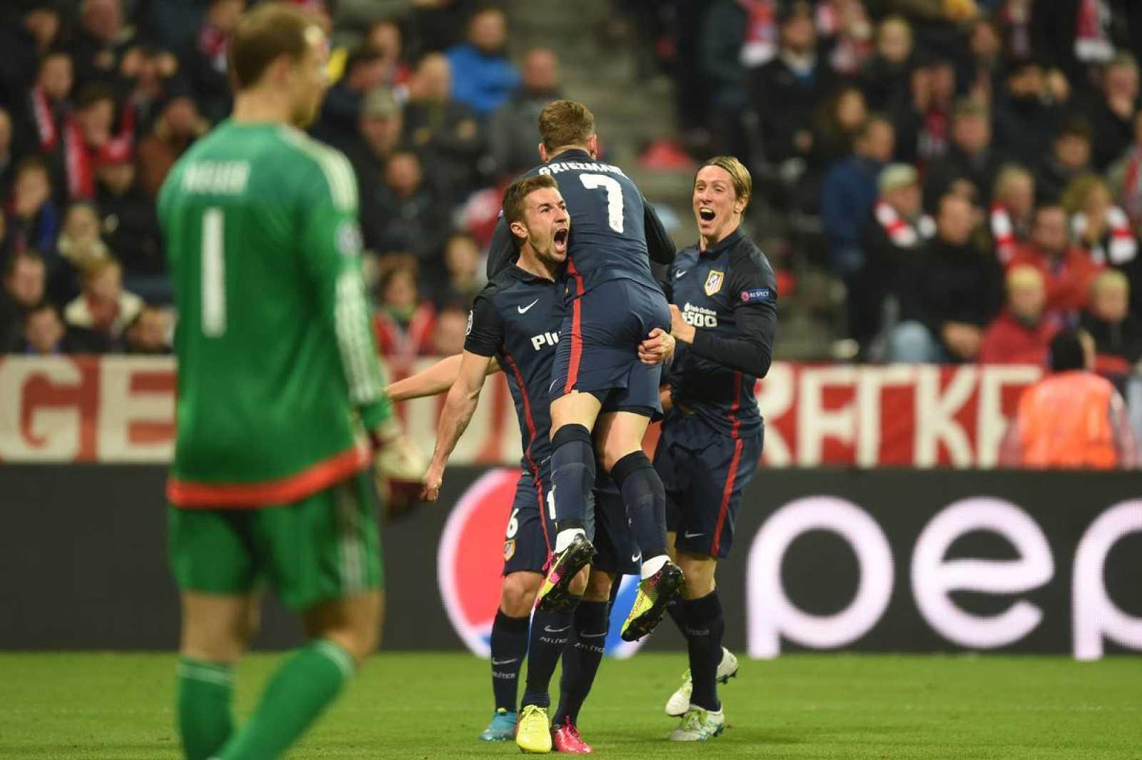 7b8785a51d Champions | Bayern 2-1 Atlético | El Atlético de Madrid se venga del ...