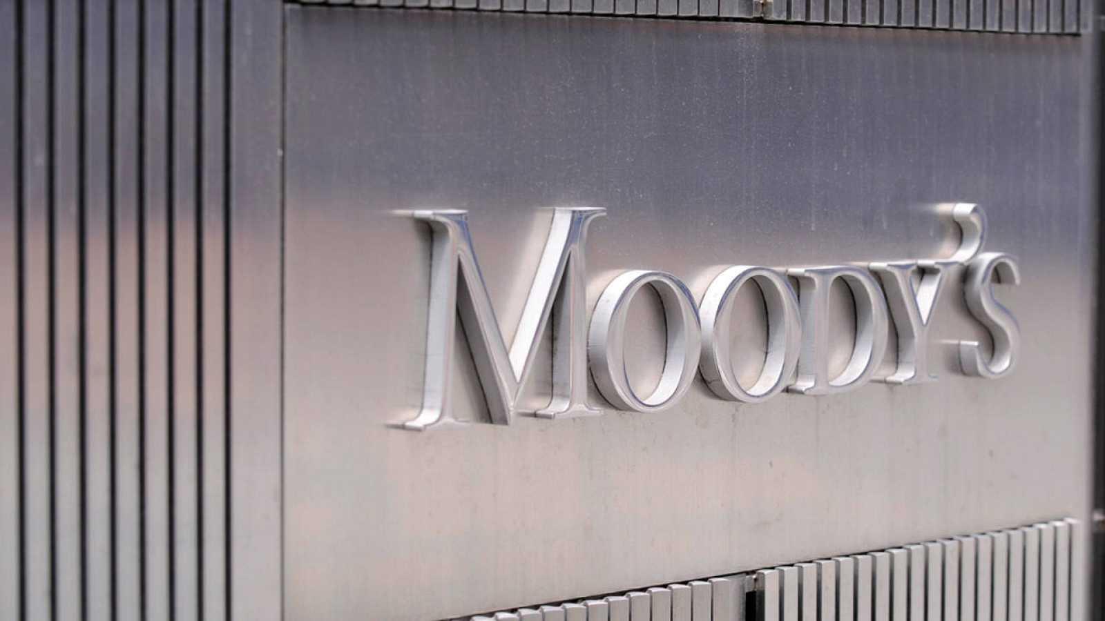 Imagen de archivo de en las oficinas centrales de Moody's, en Nueva York.