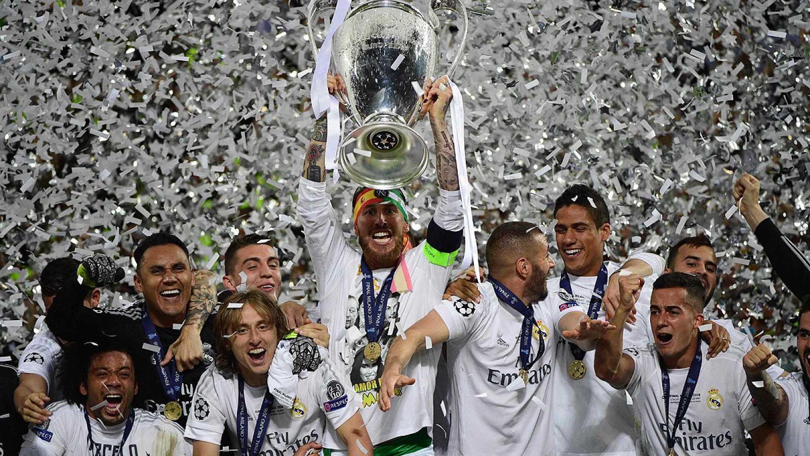 El Real Madrid gana la Undécima en los penaltis