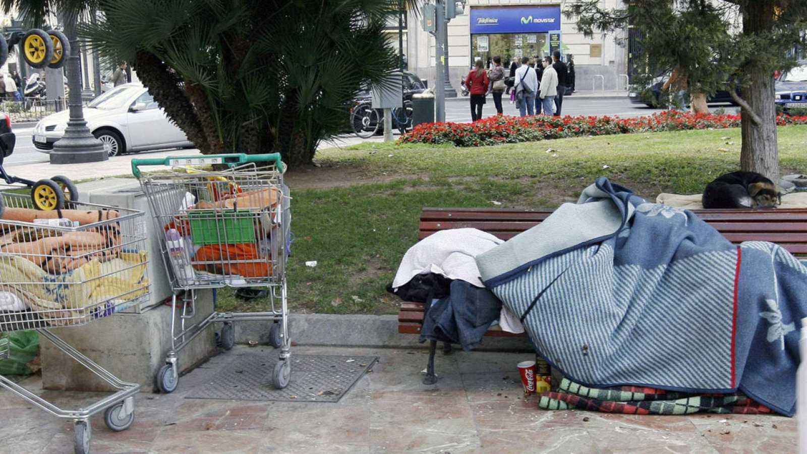 El 26,2% de los españoles que viven en ciudades está en riesgo de pobreza, según Eurostat
