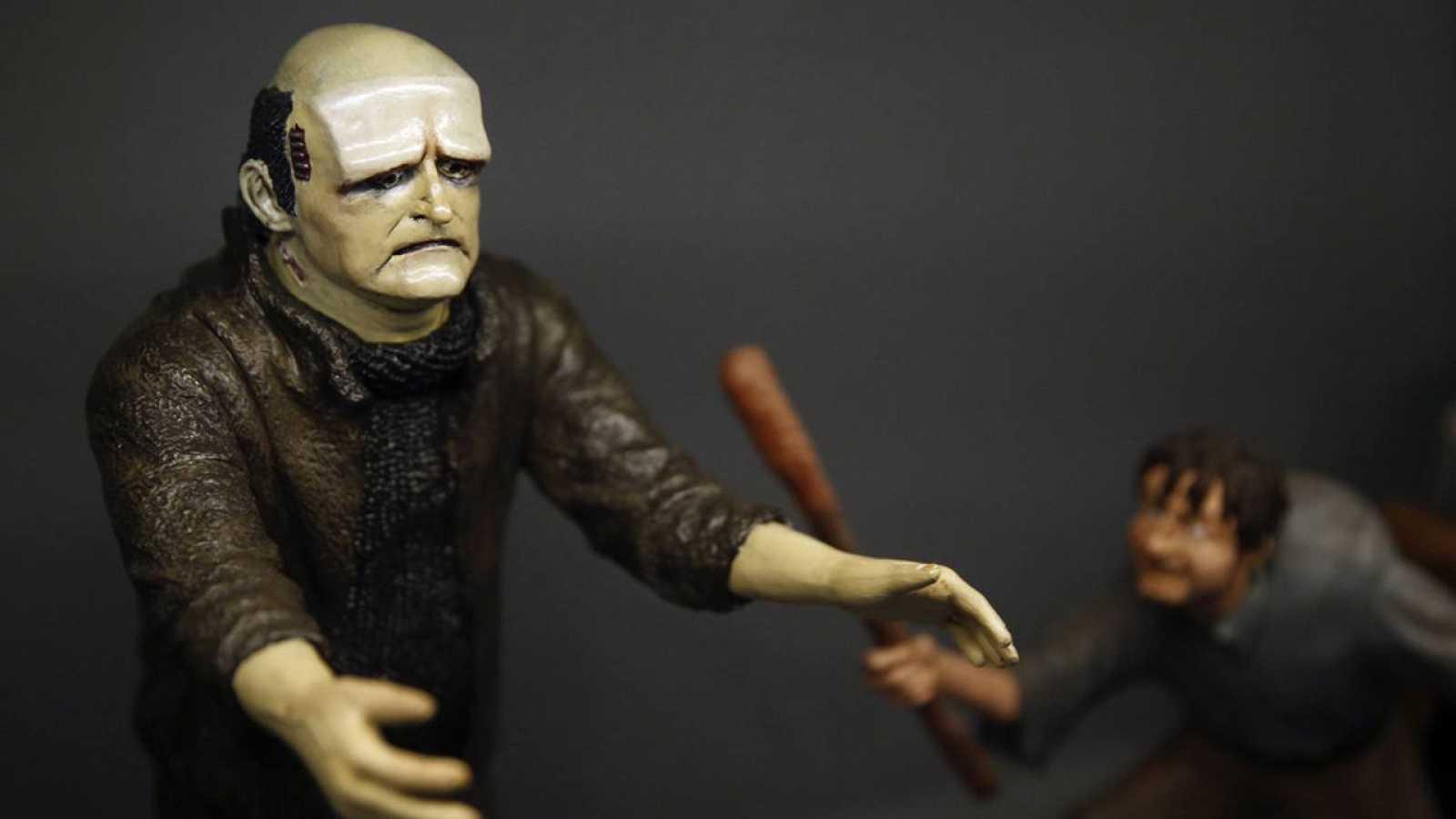 """Imagen de """"Terror en el laboratorio: de Frankenstein al doctor Moreau""""."""