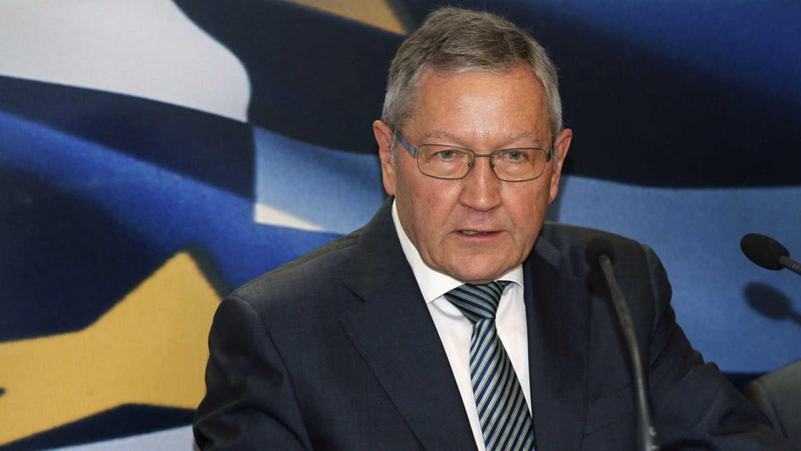 El jefe del Mecanismo Europeo de Estabilidad (MEDE), Klaus Regling