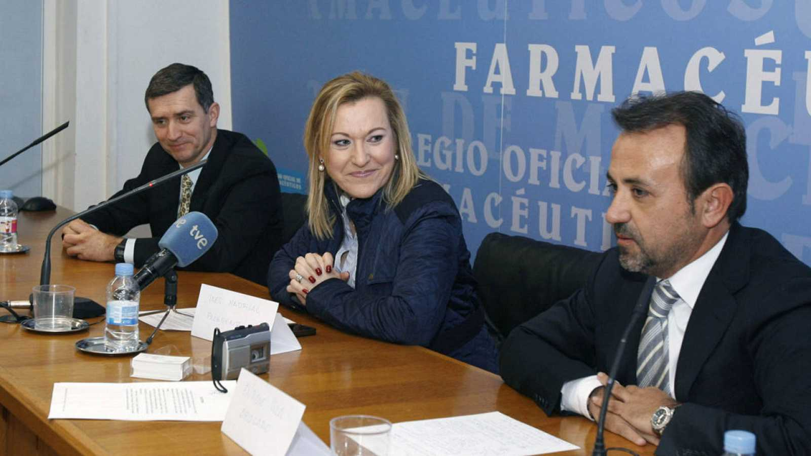 La presidenta de la Asociación de Bebés Robados en la Región de Murcia, Inés Madrigal