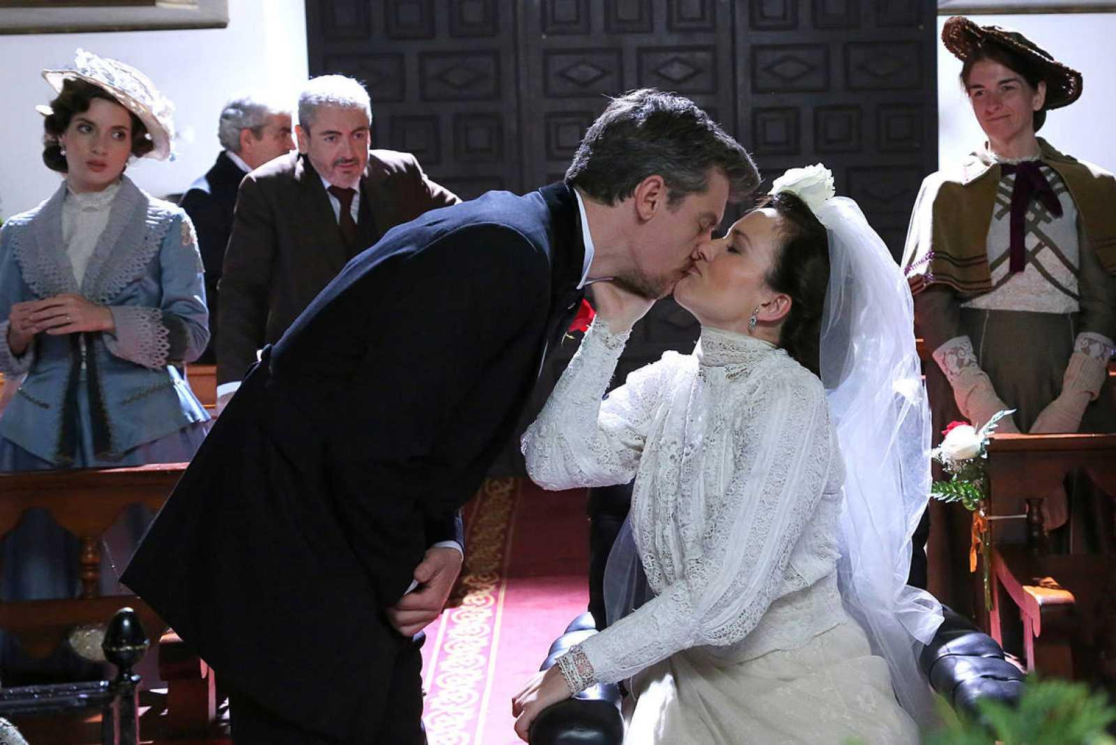 Mauro y Humildad se darán el 'sí quiero' tras los numeros obstáculos que han vivido juntos