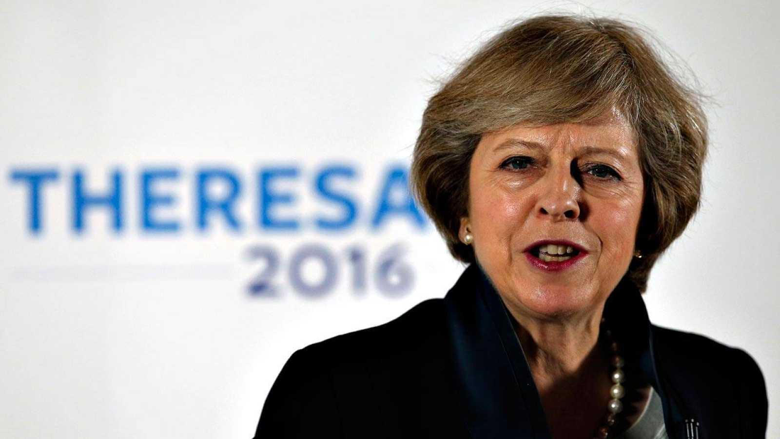 La nueva primera ministra de Reino Unido, Theresa May