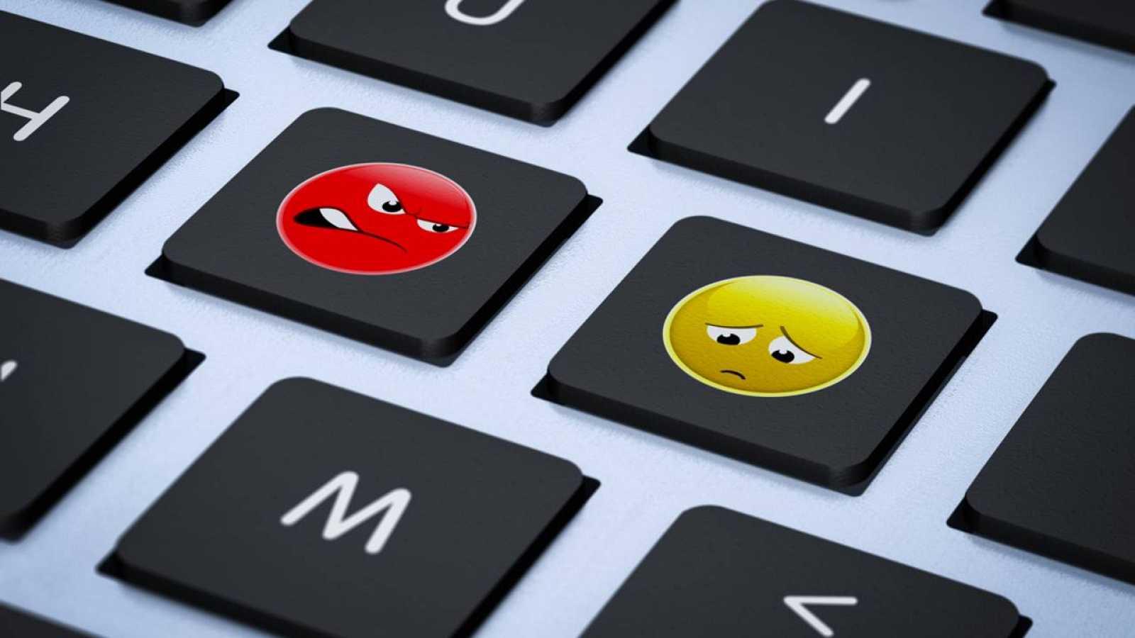 Acoso y mensajes de odio en Internet