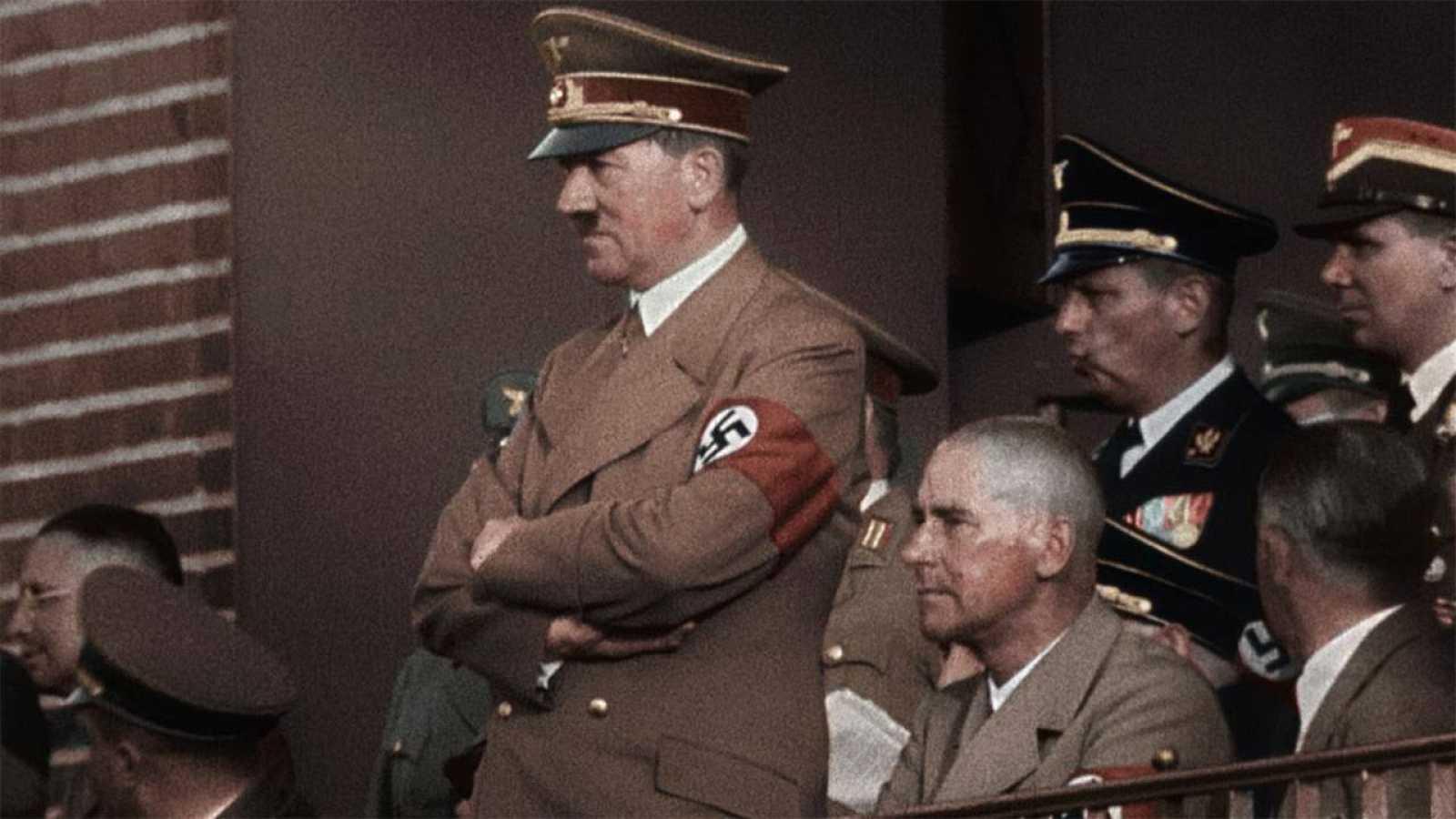 Hitler quería usar los Juegos Olímpicos para demostrar la superioridad aria