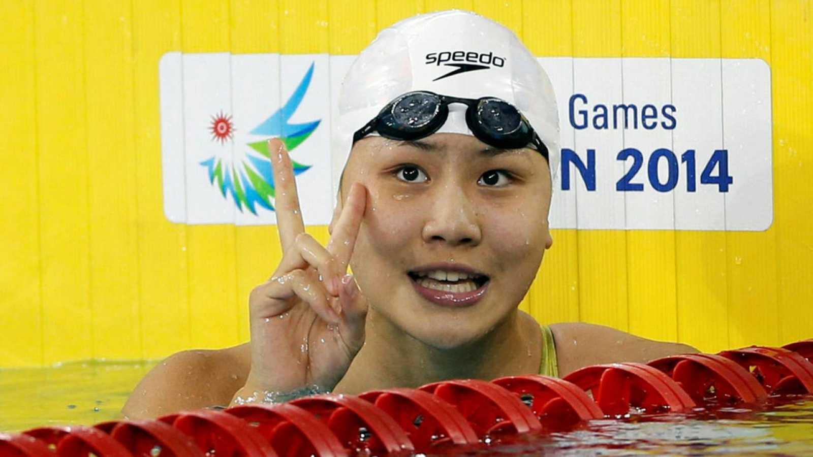 Chen Xinyi, positivo por dopaje, fue cuarta en la final de 100 metros mariposa en Río 2016