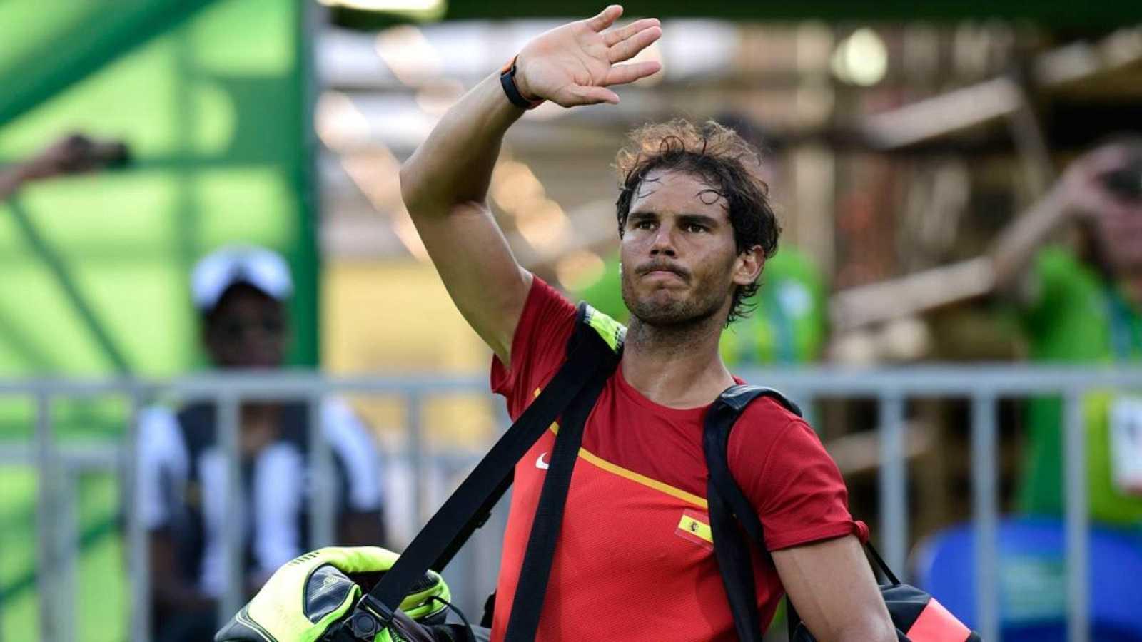 Nadal se despide de Río con un oro en dobles masculinos