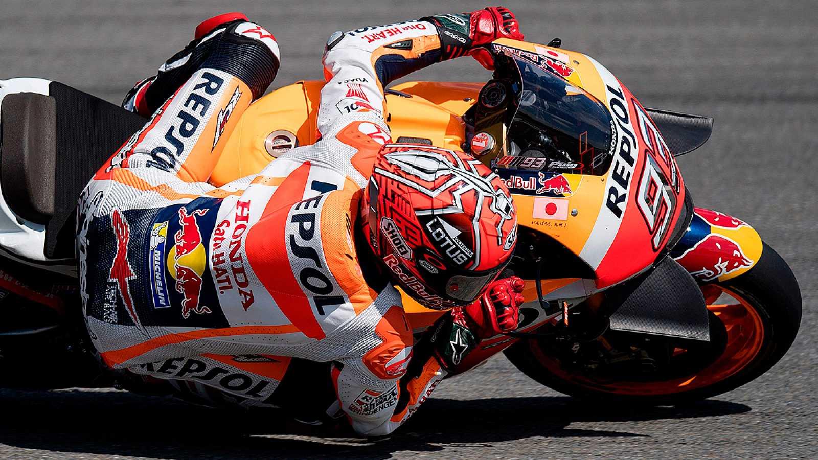 Márquez logra en Brno la quinta 'pole' de la temporada