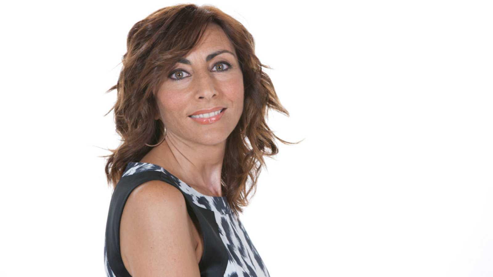 Mamen Asencio, directora y presentadora de 'De lo más natural'.