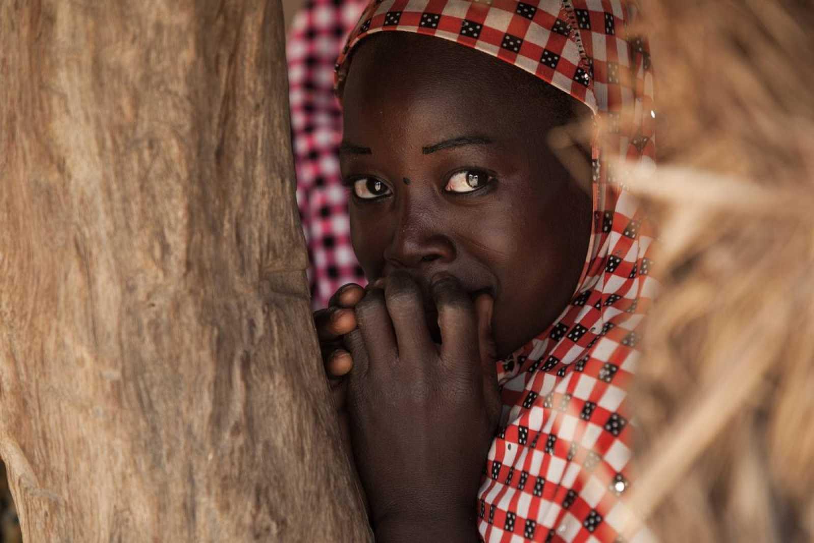 Sólo el 10% de las niñas en Níger acceden a la educación secundaria.