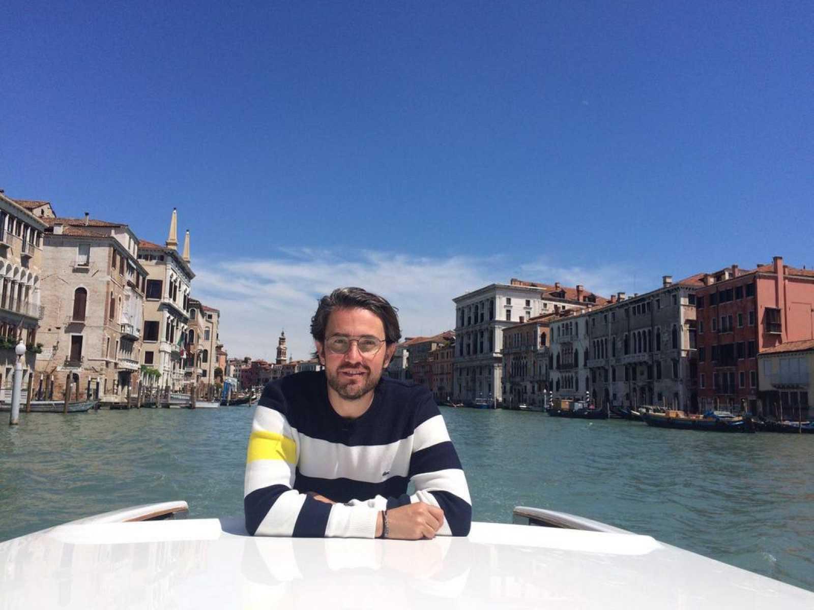 Venecia será otro de los destinos de Màxim