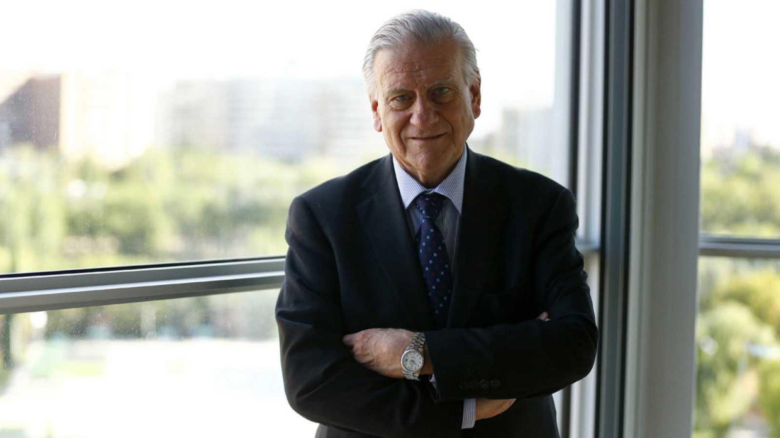 El cardiólogo y director del Centro Nacional de Investigaciones Cardiovasculares (CNIC), Valentín Fuster.