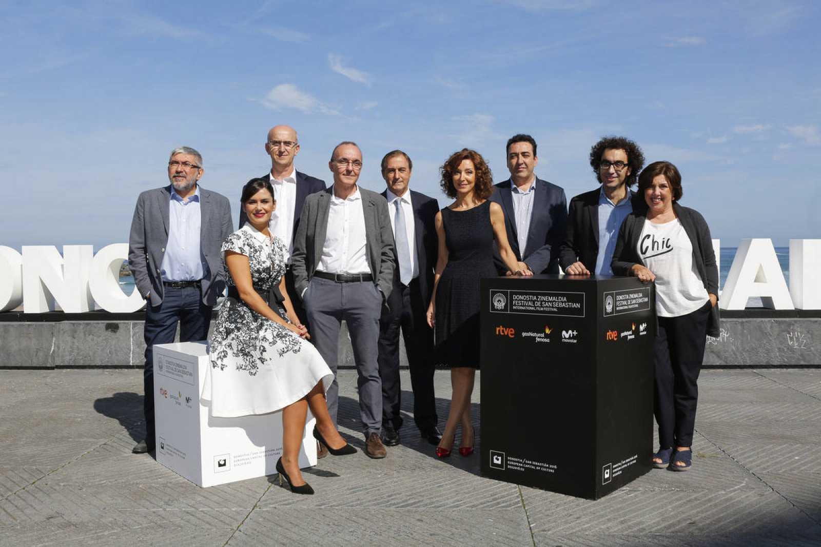 RTVE hace balance de su apoyo al cine español en el Festival de San Sebastián