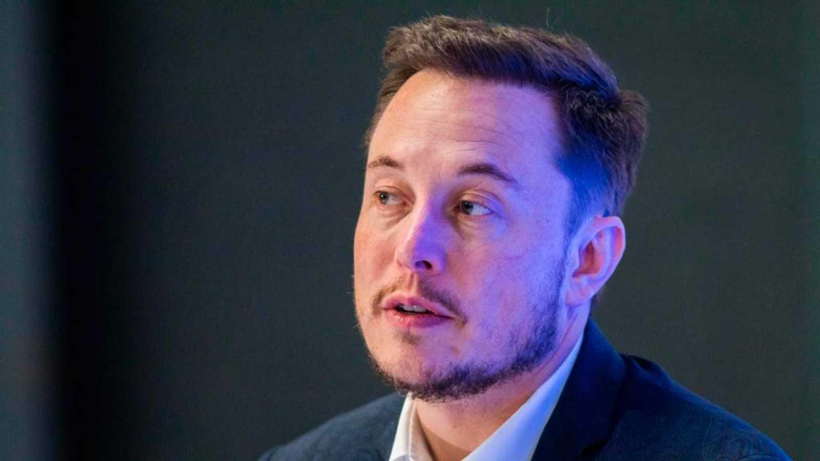Elon Musk, fundador de la empresa de transporte aeroespacial Space X