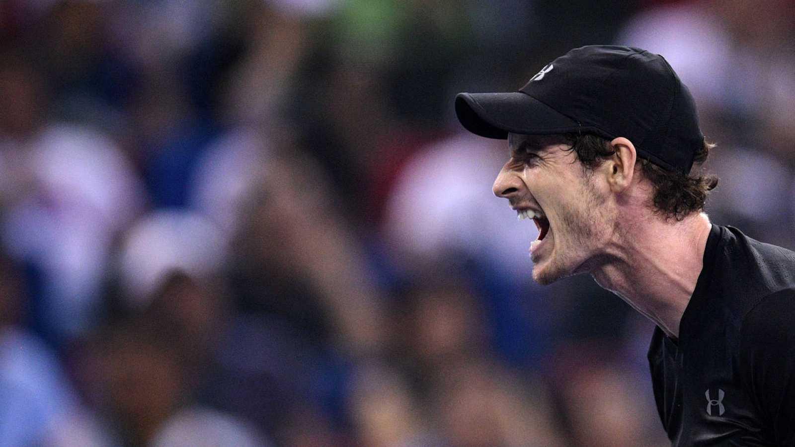 Murray vence a Roberto Bautista y se adjudica el Masters 1000 de Shangái
