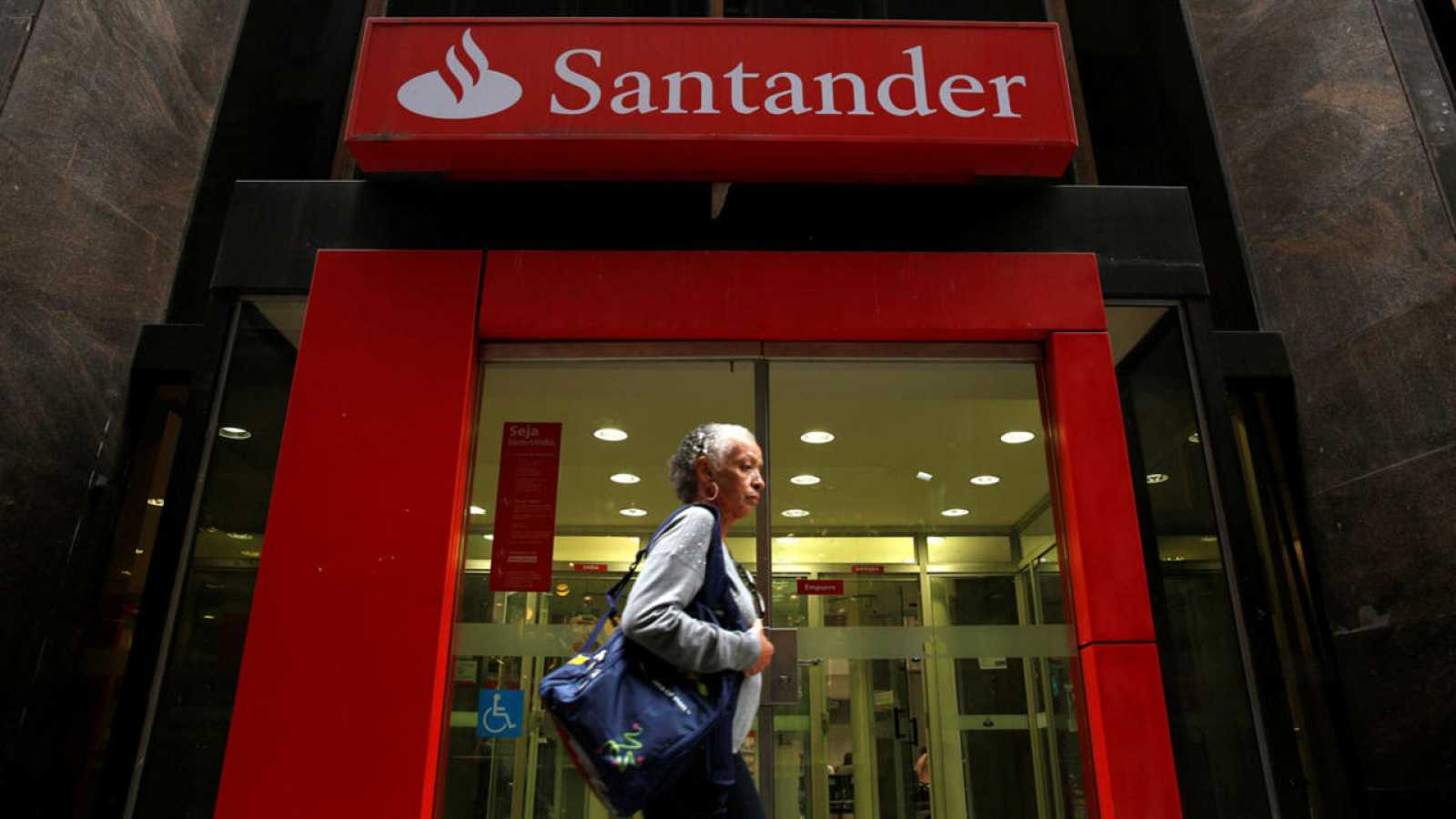 El banco santander gana un 22 5 menos hasta septiembre for Buscador de oficinas santander