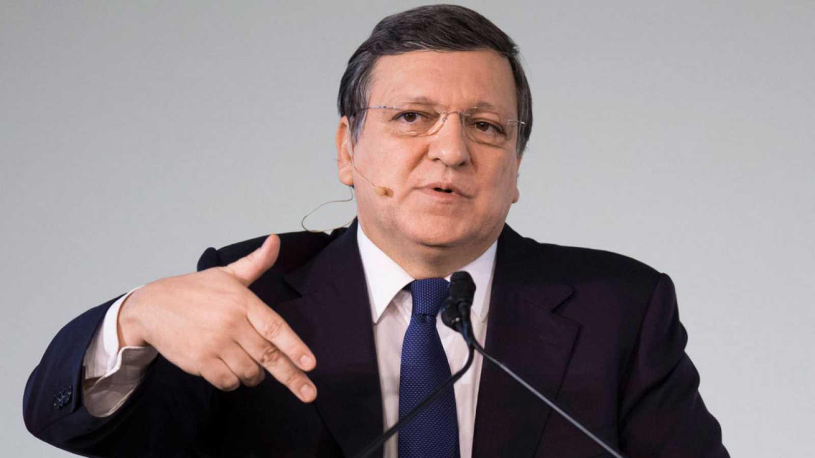 El expresidente de la Comisión Europea, José Manuel Barroso