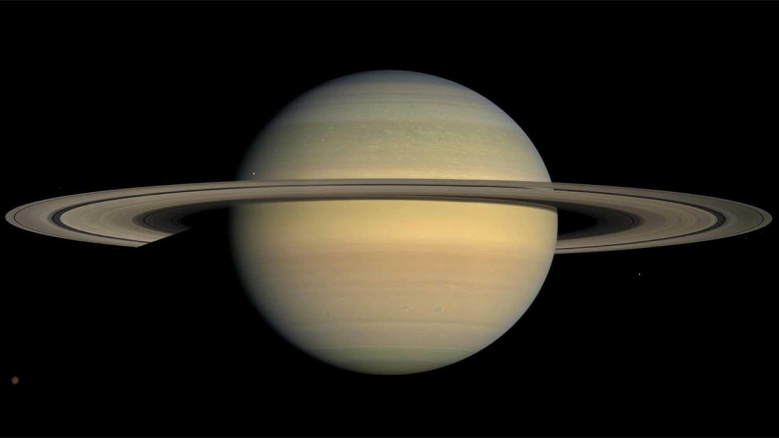 los anillos de saturno están formados por cadáveres de planetas