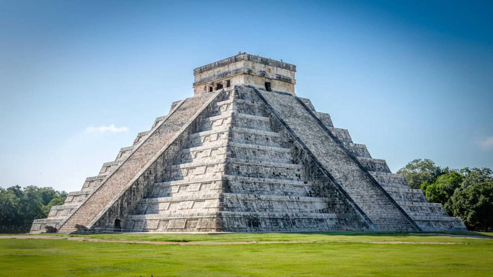 Descubren Otra Pirámide Maya En El Interior Del Templo De