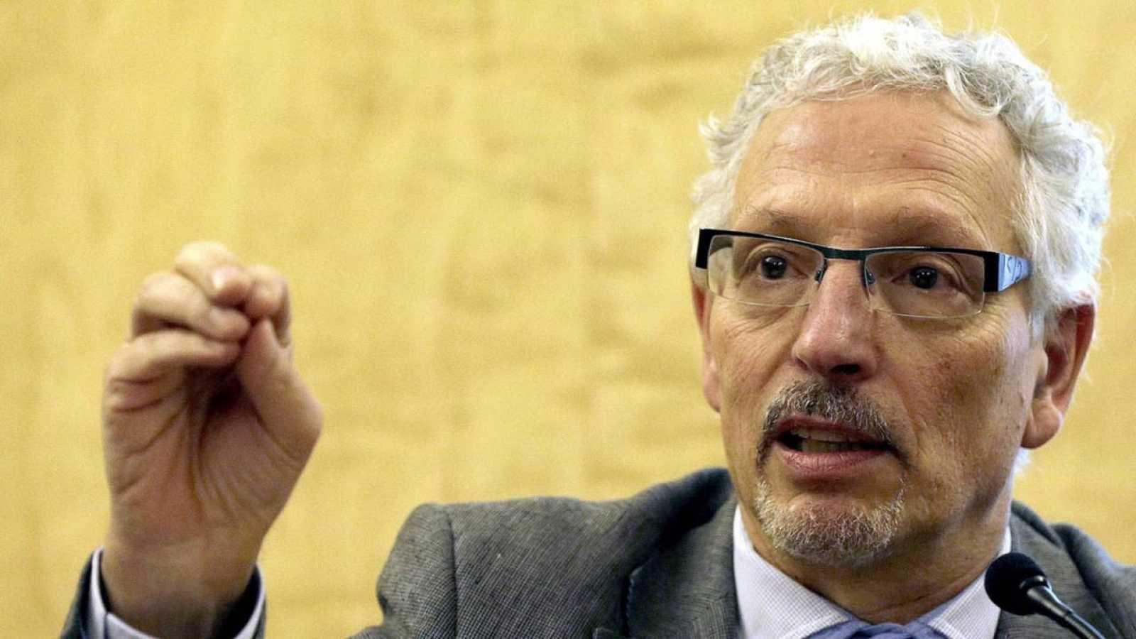 El juez independentista Santiago Vidal.