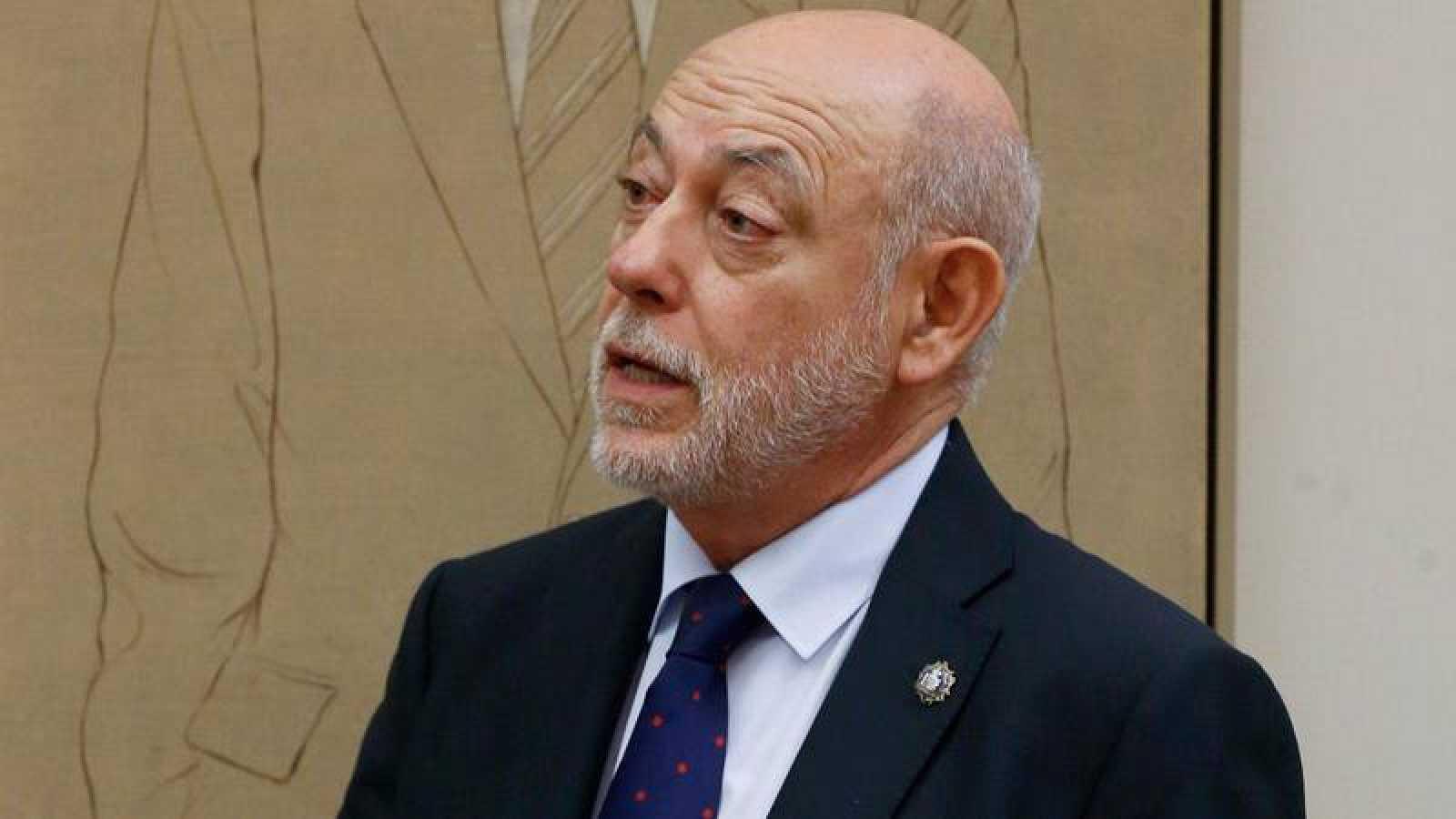 El nuevo fiscal general del Estado, José Manuel Maza.