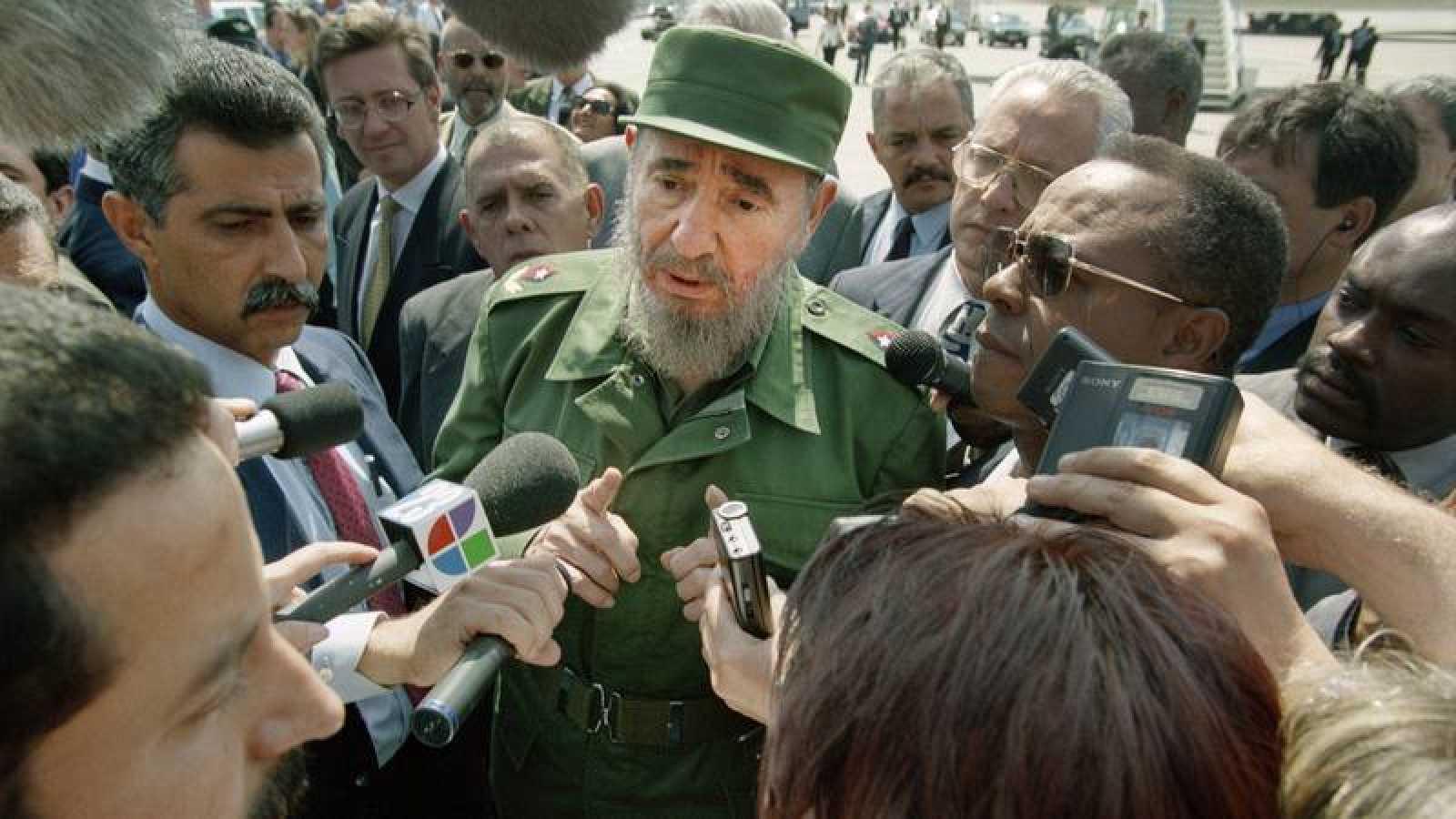 Muere Fidel Castro La Historia Me Absolverá Y Otras