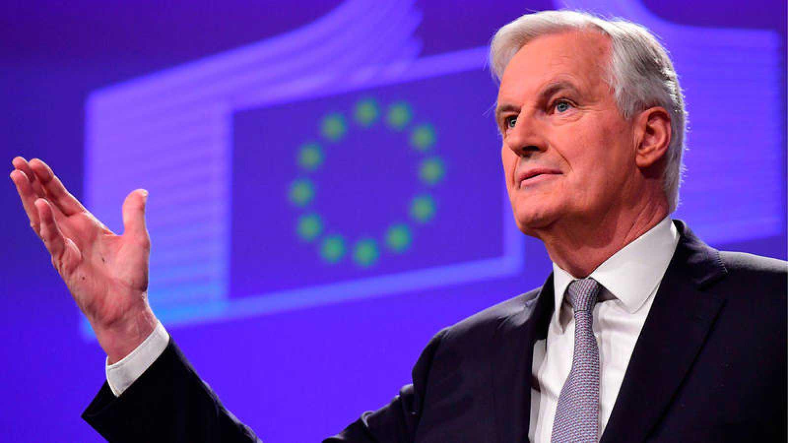 El negociador jefe de la Comisión Europea (CE) para el 'Brexit', el francés Michel Barnier