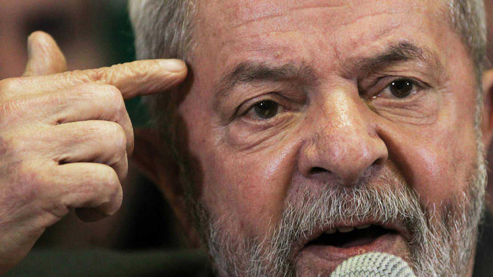 El expresidente de Brasil, Inazio Lula da Silva, en una imagen de archivo