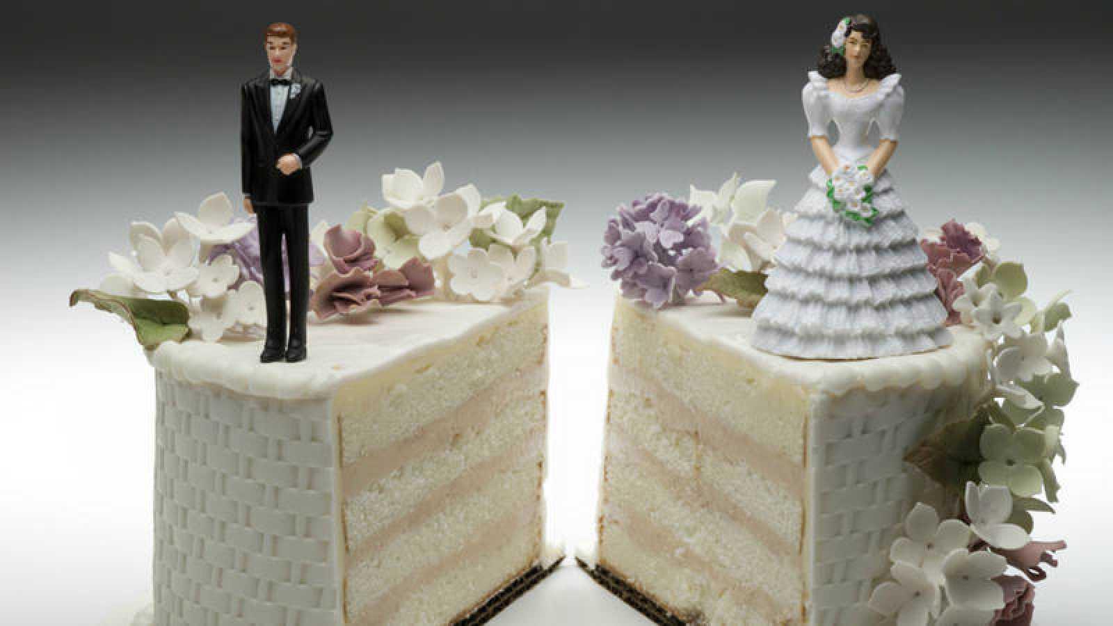 España es el quinto país de Europa con mayor índice de divorcios.