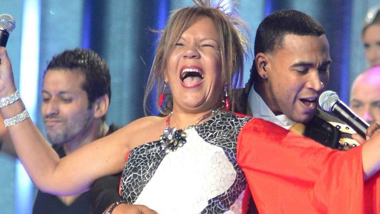 Loalwa Braz, en una imagen de 2012.