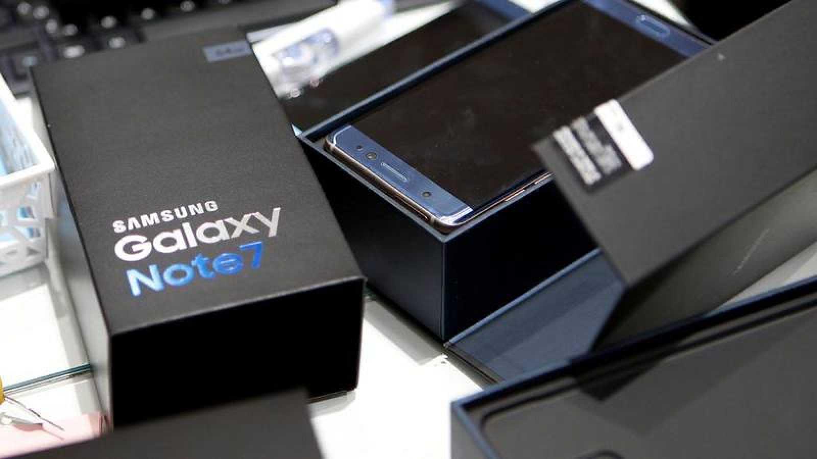 Imagen del polémico Samsung Galaxy 7