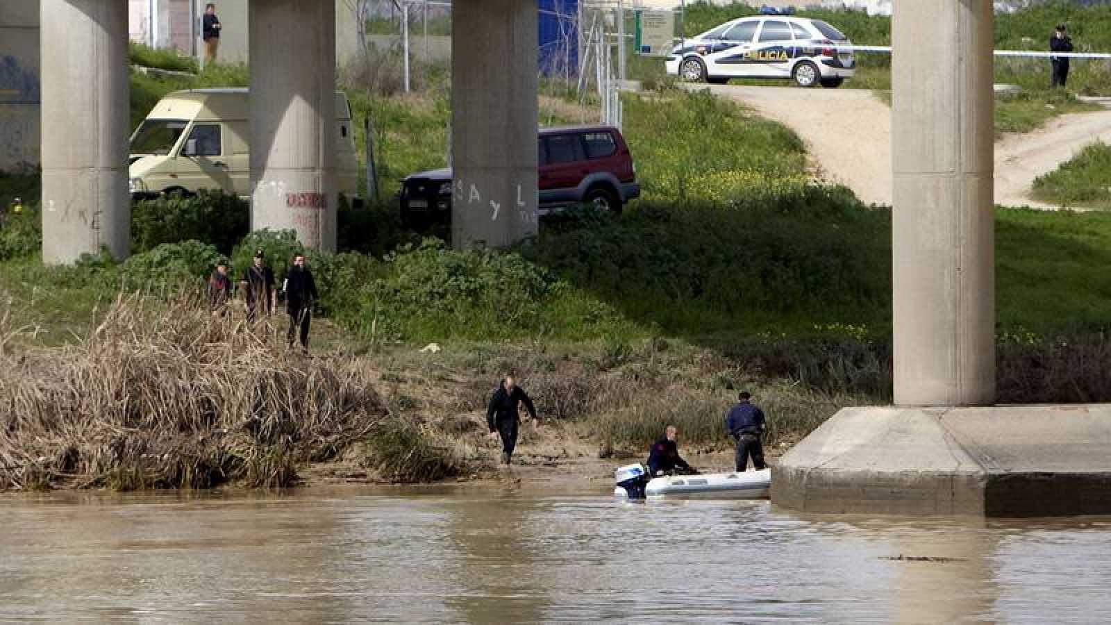 La Policía retomará la búsqueda de Marta del Castillo en el río ...