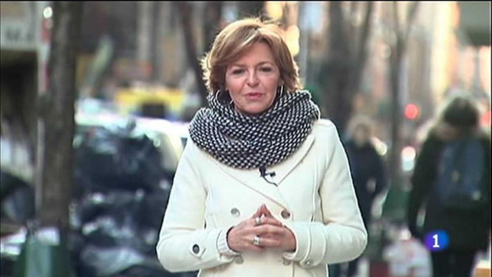 Almudena Ariza, corresponsal de RNE en París