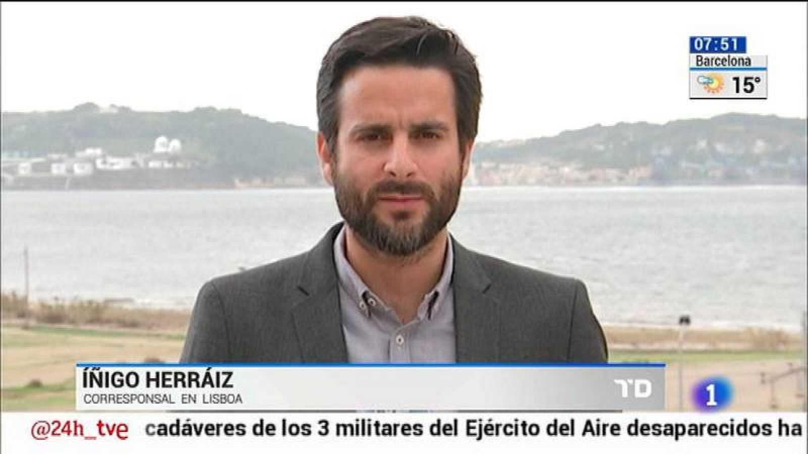 Iñigo Herráiz Gómez, corresponsal de RNE en México