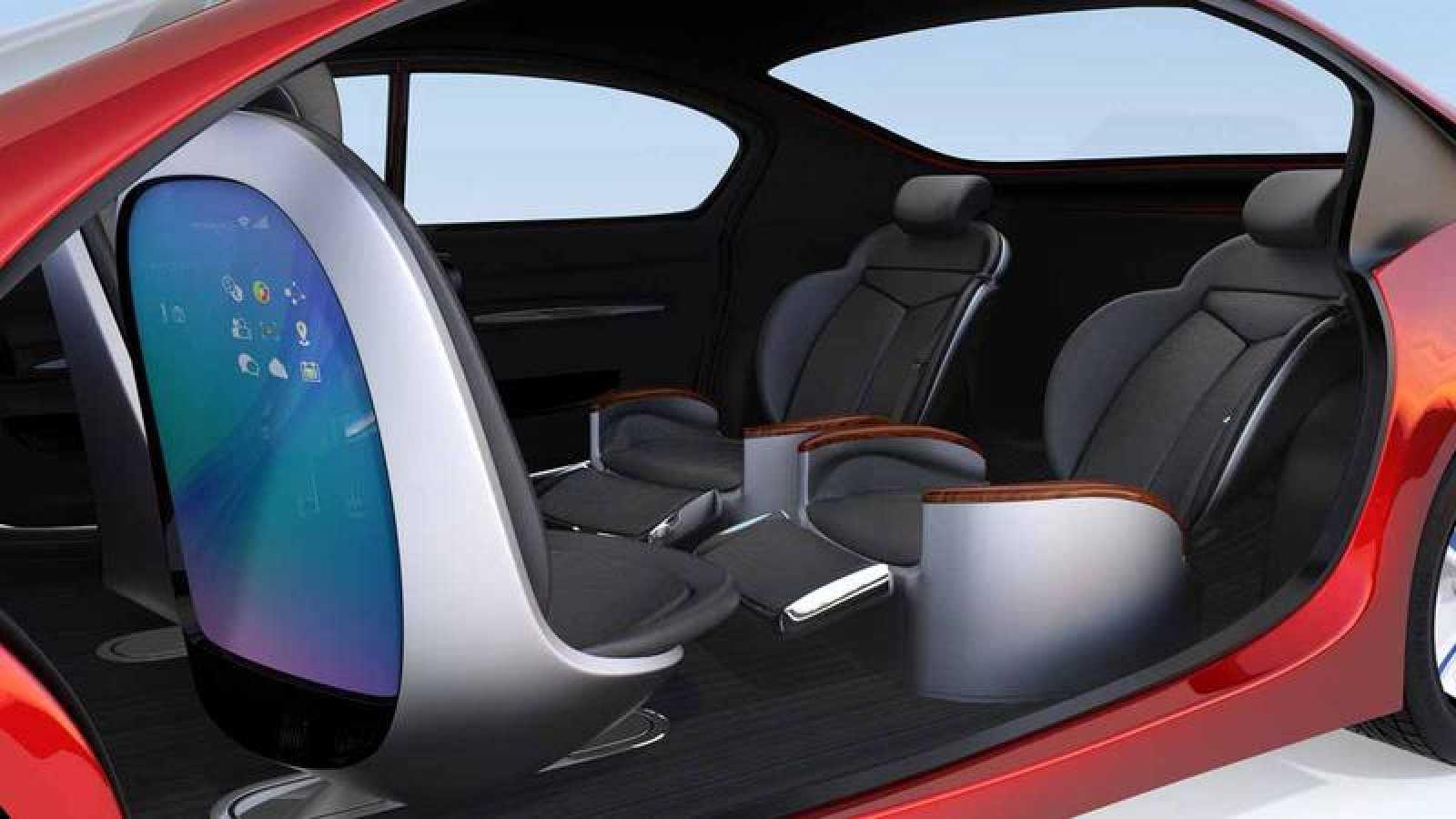 Uno de los avances tecnológicos de la lista del MIT son los vehículos de transporte autónomos.