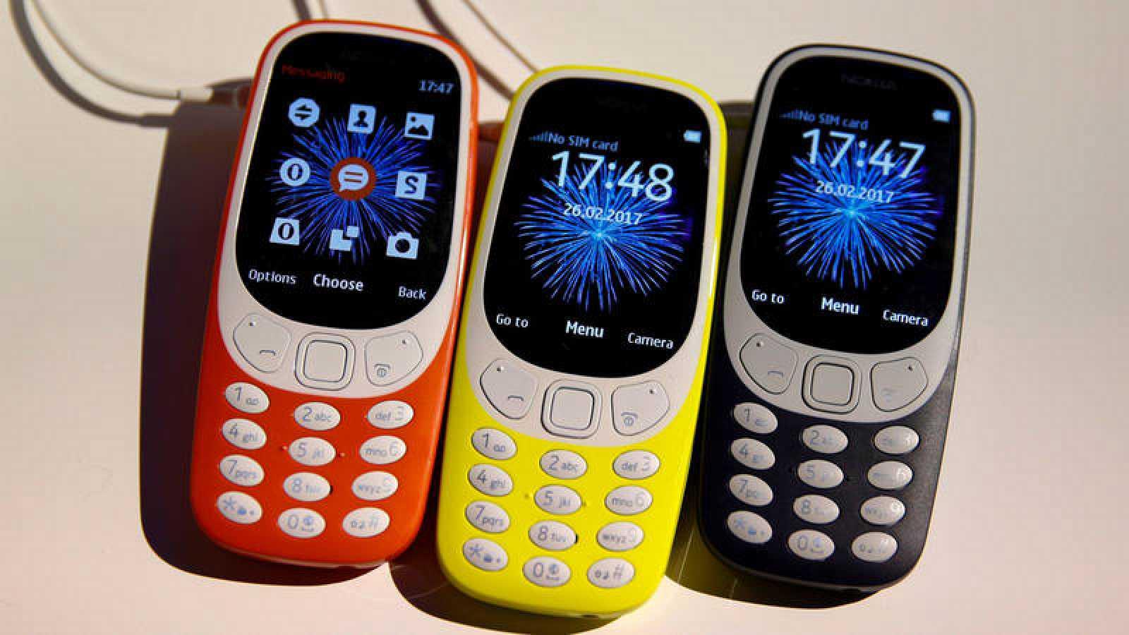Mobile World Congress 2017 El Nuevo Nokia 3310 Un Modelo