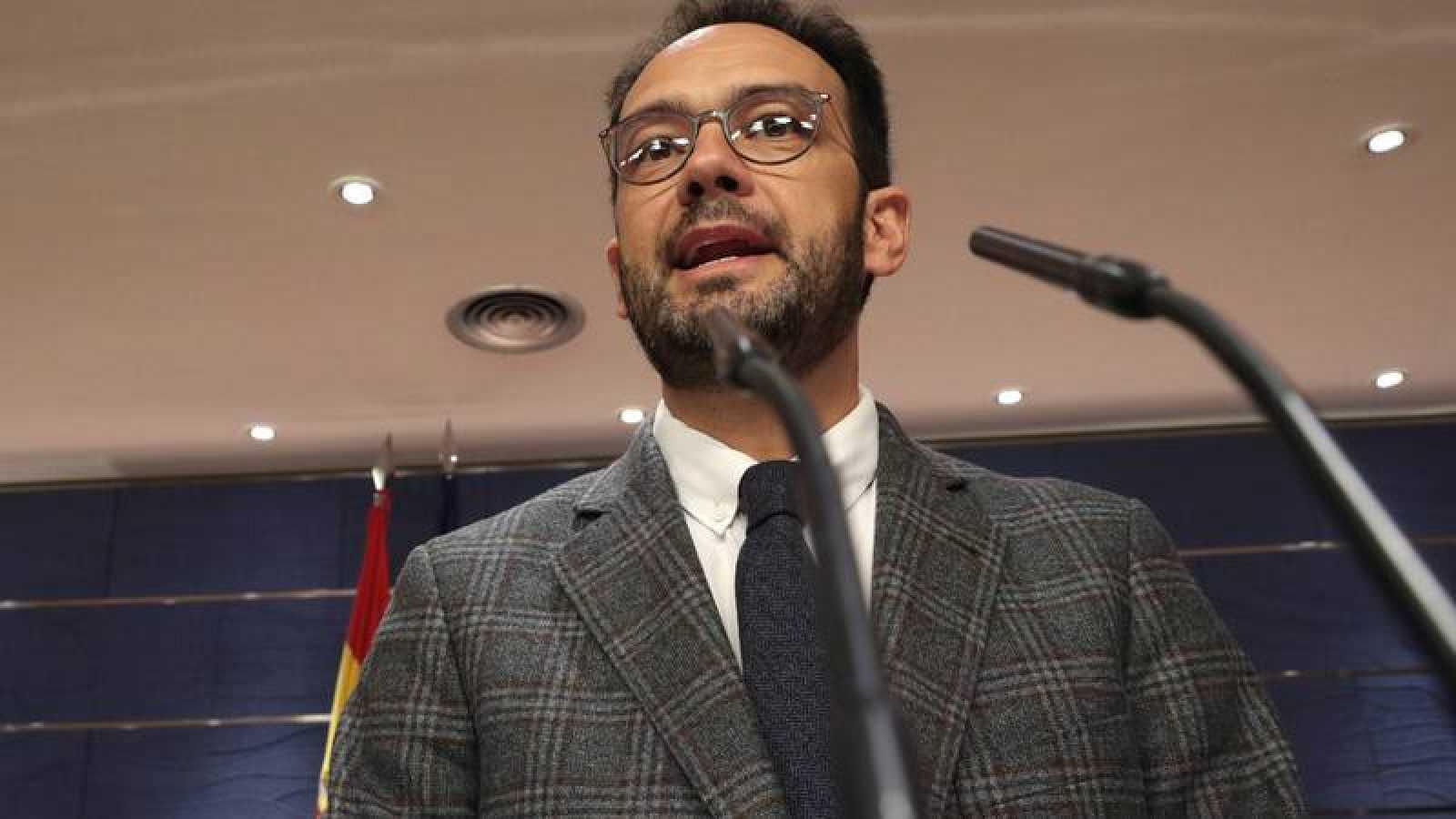Antonio Hernando (PSOE)