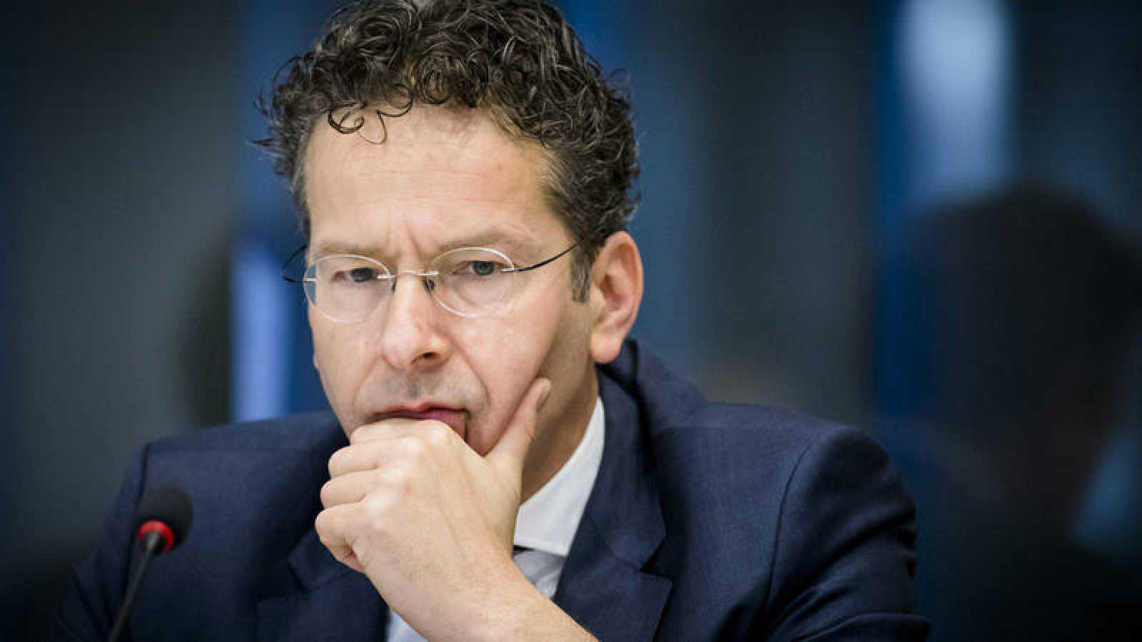 El presidente del Eurogrupo, Jeroen Dijsselbloem, en una imagen de archivo