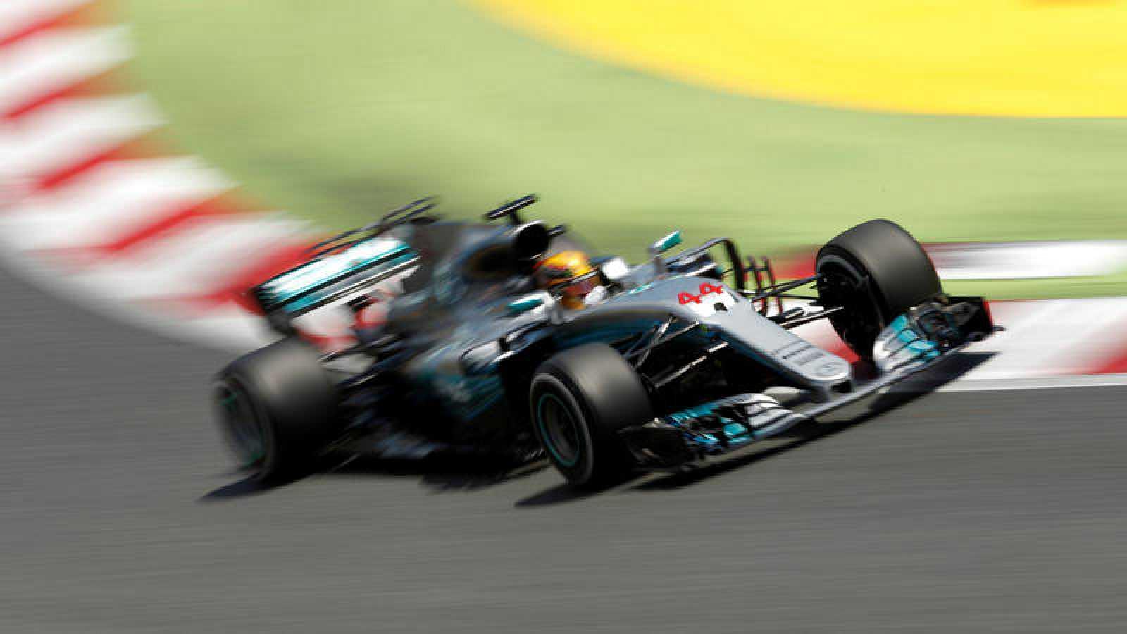 Hamilton gana en el Gran Premio de España