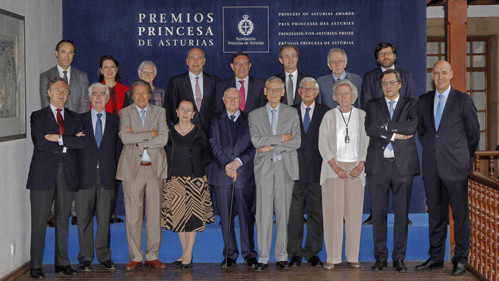 PREMIOS PRINCESA CIENCIAS SOCIALES